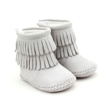 Bayi Moccasin Winter Baby Boots Shoes Shoes
