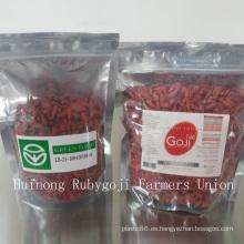 Bayas de Goji, Baya seca de Goji, Ningxia Goji, 2014 Nueva cosecha Baya de Goji