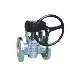 Sleeve Type Soft Sealing Plug Valve