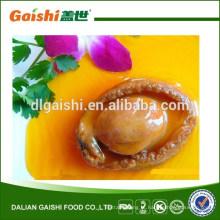 Abalone congelado ou enlatado de alta qualidade