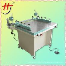Hengjin máquina de impressão de tela manual de precisão de venda quente, máquina de impressão de tela de camisa de t, máquina de impressão serigraph manual