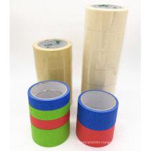 Heat-Resistant Adhesive Crepe Paper Masking Tape