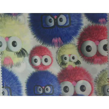 420d Catoon Polyester Fabric with PU Coating