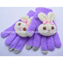 Touch Gloves/Acrlic Gloves/Knitted Gloves/Winter Gloves/Fashional Knitted Gloves