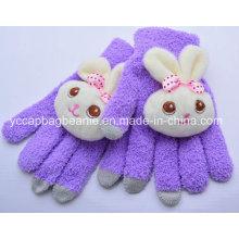 Перчатки для косплея / Перчатки из акрила / Перчатки трикотажные / Зимние перчатки / Перчатки трикотажные