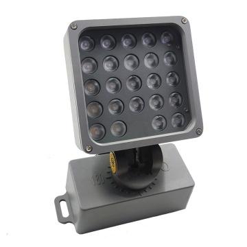 RGB IP65 LED-Gartenstrahler aus Druckguss