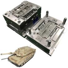 plastic model kits military molding pvc kids toys mould plastic injection children toy mold