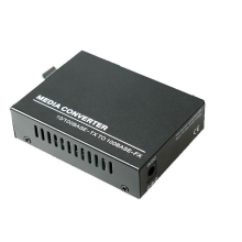 Fibre Optique RJ45 Vers Ethernet Cat6 Media Converter