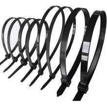 Laços de cabo de fio de plástico de nylon