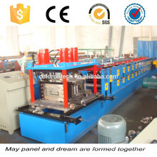 Steel Purlin Roll Forming Machine for Profiling C purlins