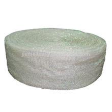 Textilgewebtes Material für die Reinigung von Schwamm