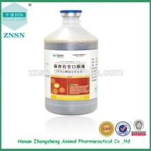 El ginkgo stone gan líquido oral, fácil de parar la tos y aliviar las enfermedades respiratorias