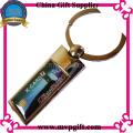 Bespoken Leder Schlüsselanhänger für Promotion Geschenk (m-LK02)