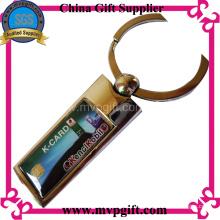 Porte-clés sur mesure avec logo d'impression