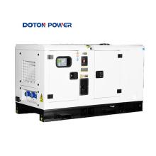 4 Pole Generator Head 20-22KW Permanent Magnet Generator