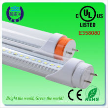 100lm/w high lumen 2ft dlc ul 10w t8 led tube light