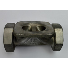 Moulure d'investissement en acier inoxydable de haute qualité personnalisée