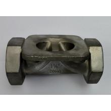 Revestimento de investimento de válvula de aço inoxidável de alta qualidade personalizado