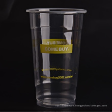 12oz Plastic Cup for Beverage with Good Quality
