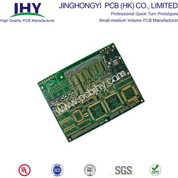 8 straturi PCB Gold Gold Immersion