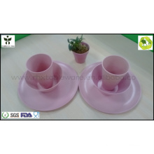 eco-friendly and biodegradation bamboo plant nursery tray