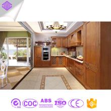 kitchen cabinet simple designs solid wood kitchen cabinet