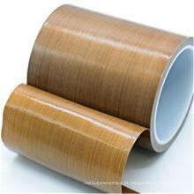 Fitas adesivas de 0.40mm PTFE com forro