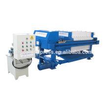 Filtrador de presión X1000 utilizado para la industria petrolera