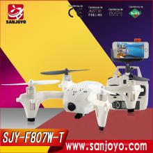 2015 nuevo Hubsan rc drone 2.4g FPV wifi vs hubsan quadcopter aviones no tripulados aviones no tripulados