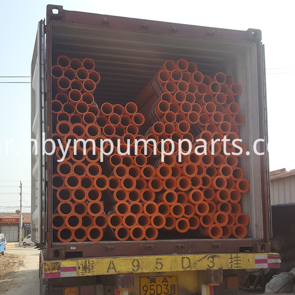 pipe loading