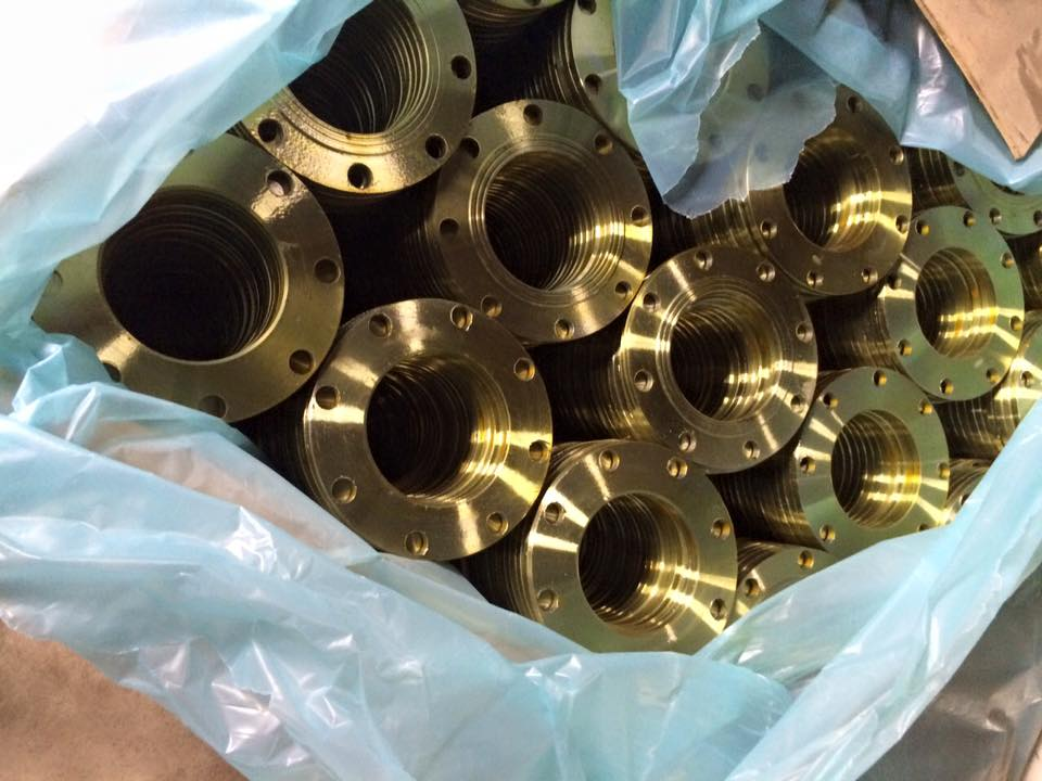 Ring Type Joint Steel Flanges