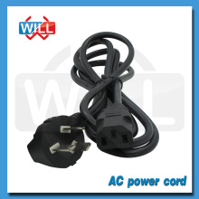 SAA 10A 250V retractable power cord australia with IEC plug