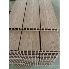 Madera impermeable de WPC, madera de construcción compuesta, panel de WPC
