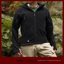 Casacos de inverno Coldproof velo Windproof exterior jaquetas moda homens jaquetas