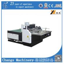 Máquina que raja de la cartulina automática de Yz 1200
