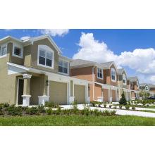 Luxury Style Prefabricated Light Steel House