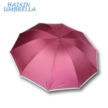 Professional Golden Supplier 2017 Hot Sale High Quality Fashional Large Outdoor Umbrella for Promotion
