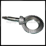 High quality rear drive axle of light truck spiral bevel gear