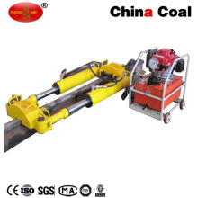 Hydraulic Steel Rails Stretching Equipment for Railway