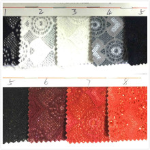 Gl-302 Декоративная блестящая ткань для блестящих обоев