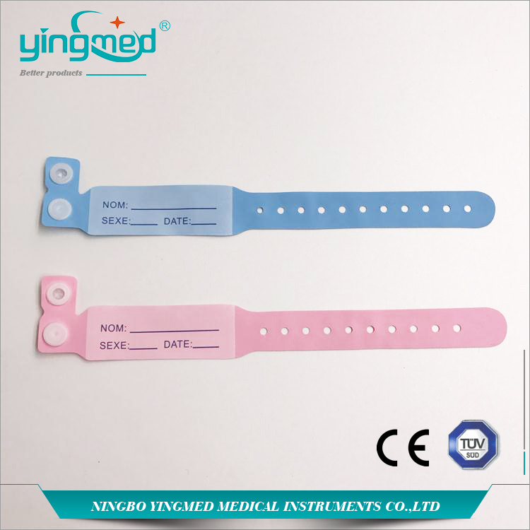 Disposable Id Bracelet