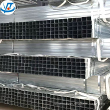 Hot selling galvanized square steel pipe tube with lowest price