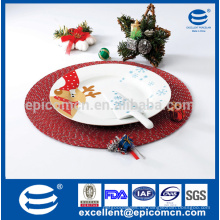 2pcs Kuchen gesetzt 3pcs Kinder stellte 20pcs Abendessen gesetztes Weihnachtsserien-Porzellan-Geschirr ein
