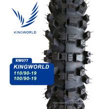 pneu de moto de motocross 110/90-18
