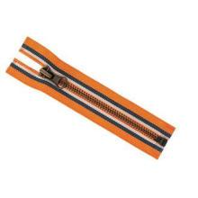 Metal Zipper For Jacket , Sleeping Bag Zippers