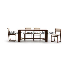 Chaise de bois de meubles de maison de Style américain (C-41)