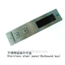 Elevator Call Landing Panel for elevator parts