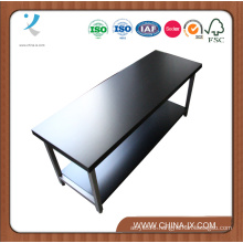 Customized Wooden Rectangle Display Table
