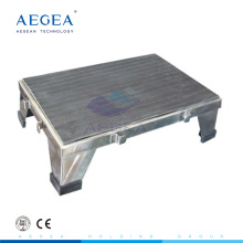 AG-FS001 Edelstahl-Material-OP-Saal-Klapptritthocker
