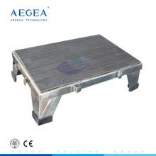АГ-FS001 сталь Материал Operating нержавеющей сложить табуретка шага
